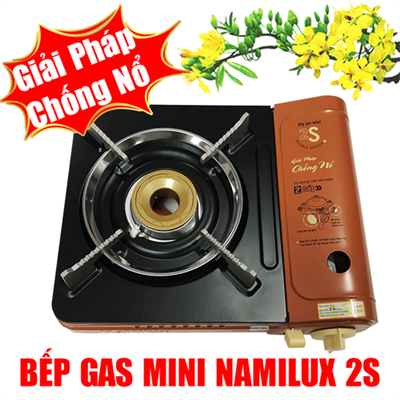 Bếp Gas mini Nimalux