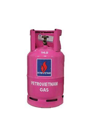 Bình Petrovietnam Gas 12kg màu hồng