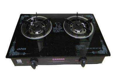 Bếp đôi kính Sawana