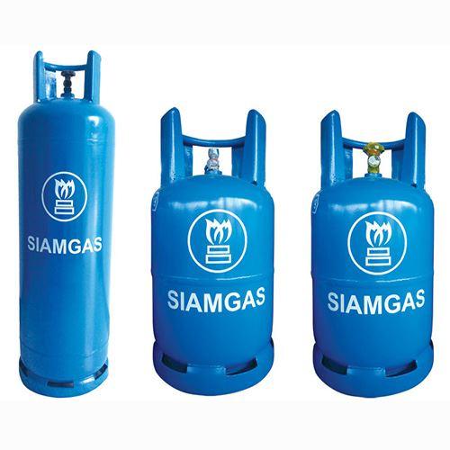 Gas Siam Gas dân dụng & công nghiệp